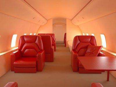 aircraft interior high tech finishing houston texas