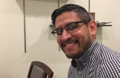 William Gonzalez is our new technical field representative serving aviation interior plating customers by high tech finishing in houston texas.