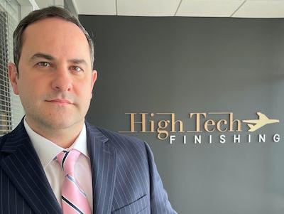 HTF new CEO Simon Haining